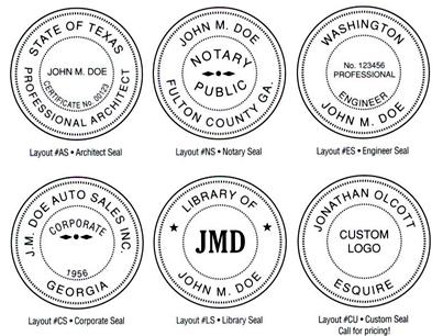 common seal template - capital stamp ottawa ontario canada